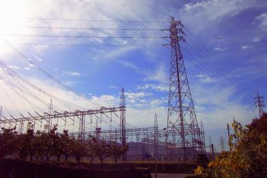 空 雲 電線のリンク達