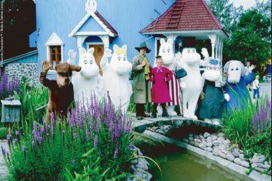 ムーミン65周年』に行く フィンランドの旅 8日間