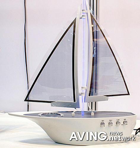 フィルズ, ヨット型フィルムスピーカー'FS-701S'