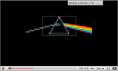 ZakiaCG さん の 8ビット音楽、Pink Floyd, The Dark side of the Moon