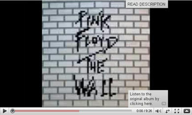 ZakiaCG 氏の8ビット音楽, Pink Floyd, Yhe Wall