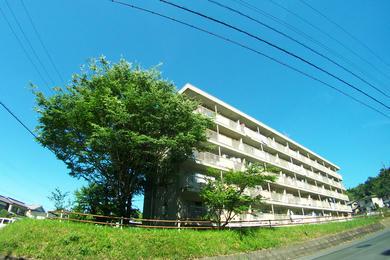 浜松市のとある市営住宅