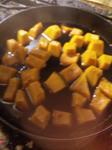 南瓜の甘煮