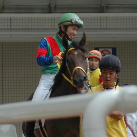 川島信二騎手