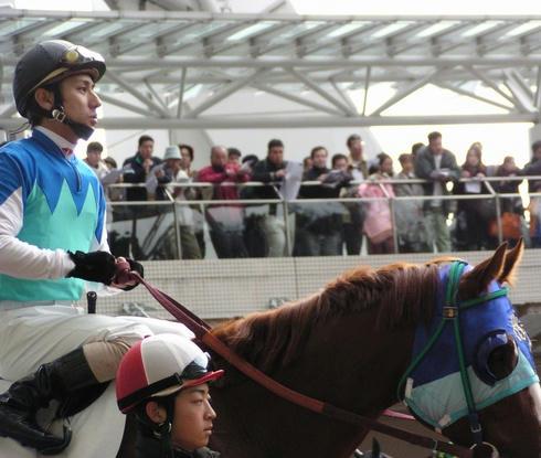 川田将雅騎手の卵時代