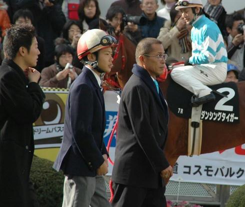 三浦皇成騎手タマゴ時代