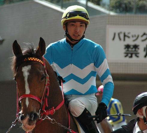 西谷誠騎手
