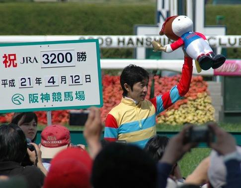 武豊3200賞