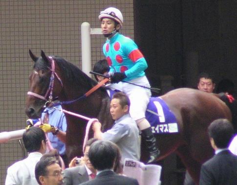 シルクフェイマス@2004年宝塚記念