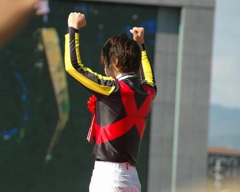 池添騎手@宝塚記念09