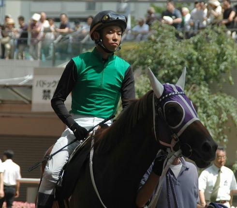 中村将之騎手
