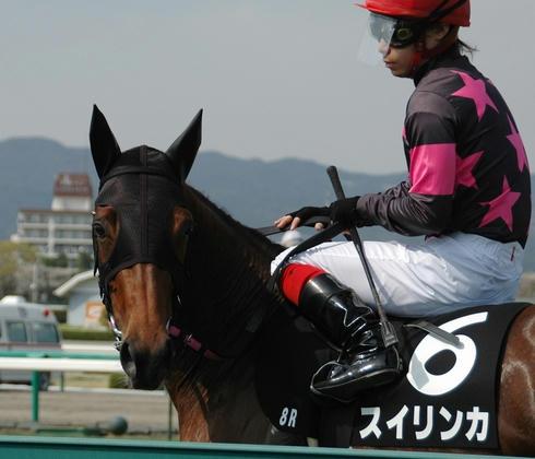 スイリンカ@忘れな草賞2009