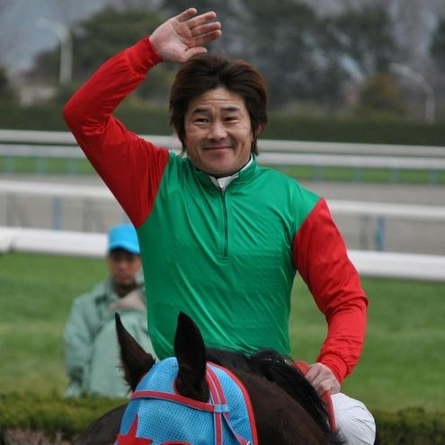 小牧太騎手@京都金杯2011