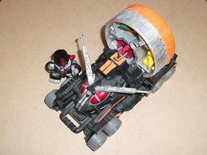 無敗の装甲車