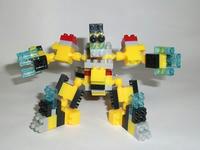 マイクロブロック・ロボ