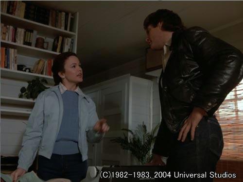 ジュリアンを尾行・隠し撮りするフラナリーにマイケルの捜査は妨害される