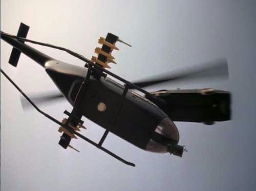 ナイト2000と攻撃ヘリの戦いの結末やいかに?