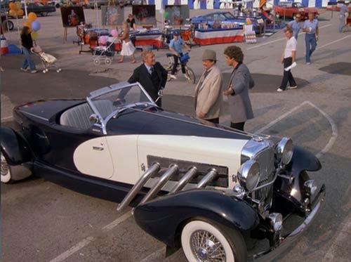 ナイト財団が車ドロ騒動に巻き込まれる原因となった車・ペニングトン