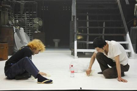 作家と舞台監督