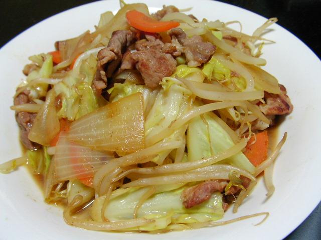 野菜炒めの画像 p1_23