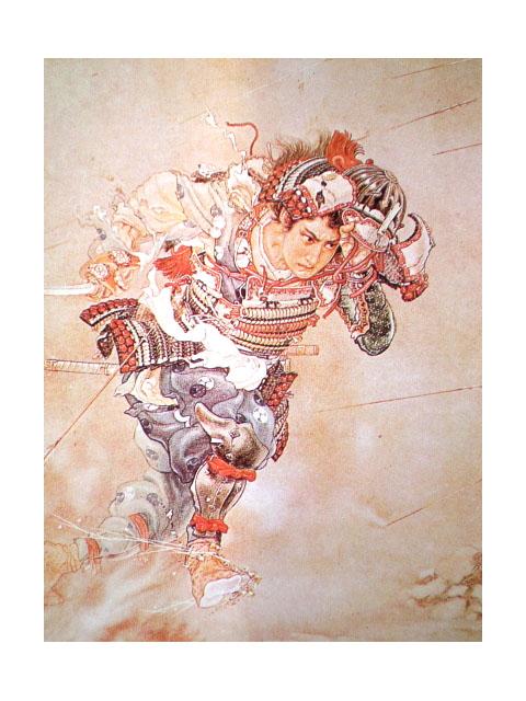 伊藤彦造の画像 大好きな絵のなかに ~特集『日本の挿絵画家-岩田専太郎・