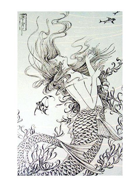 岩田専太郎・伊藤彦造・ 大好きな絵のなかに ~特集『日本の挿絵画家-岩田