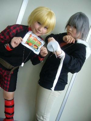 リン&アキラ