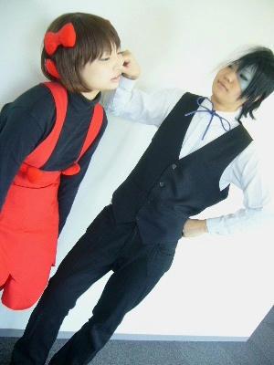 BJ&ピノコ③