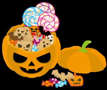 Halloween Sweets Happy