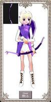 紫レザロン