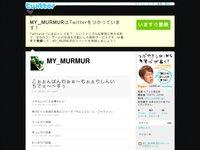 http://twitter.com/MY_MURMUR