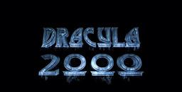 「DRACULA 2000」 アスミック・エース 2000 監督:Patrick Lussier