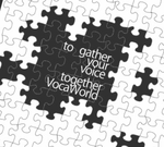 Vocaworld 2 CD - To Gather Your Voice