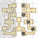 銀海4層マップ