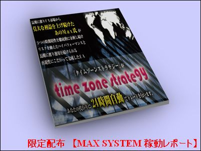 Max SYSTEMレポート