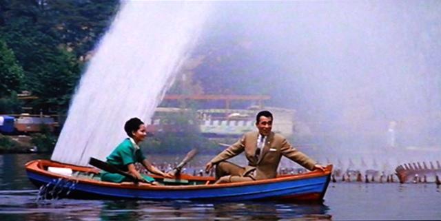 西武園ゆうえんちボート