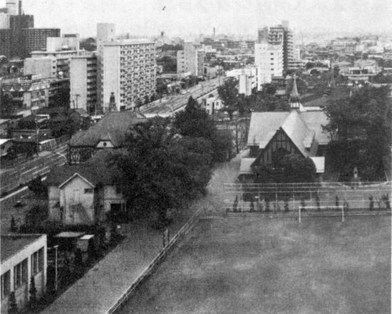 明治学院1971