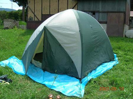 テントその2
