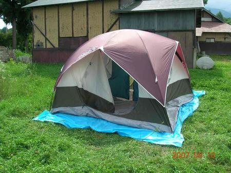 テントその3