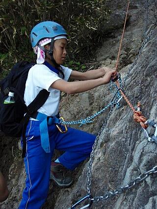 実践ロープワーク