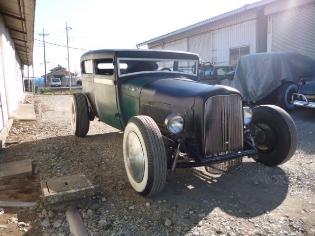 side motors 1929年 フォード モデルa for sale