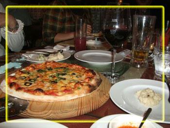 大人のイタリアンレストラン。