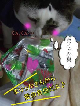 いいにほいだべ?v(`皿´)ノ~''
