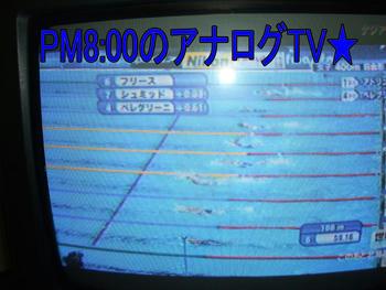 おーーっ!世界水泳!!