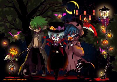Halloween Deuil