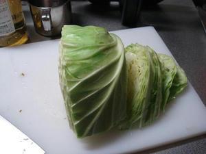 超簡単料理レシピ,ピクルス風キャベツの作り方,つけあわせ