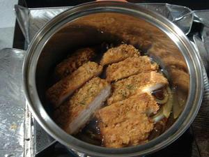 簡単料理レシピ,かつ丼の作り方