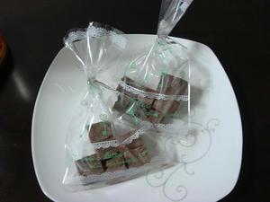 バレンタイン,簡単お菓子料理レシピ,チョコブロックの作り方