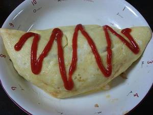 簡単料理レシピ,卵ふわふわオムライスの作り方