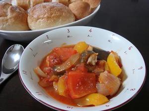 簡単料理レシピ,レミパンで作るラタトゥユの作り方
